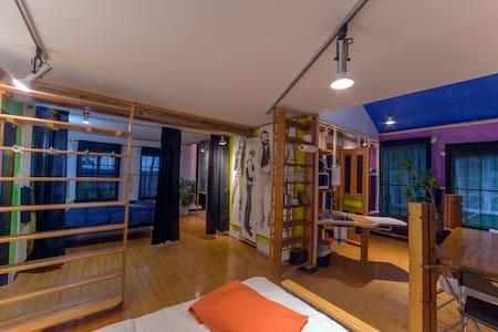 HFFD Residence_The Studio, level 3_
