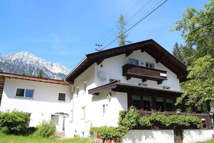 Restful Apartment in Scheffaui with Terrace