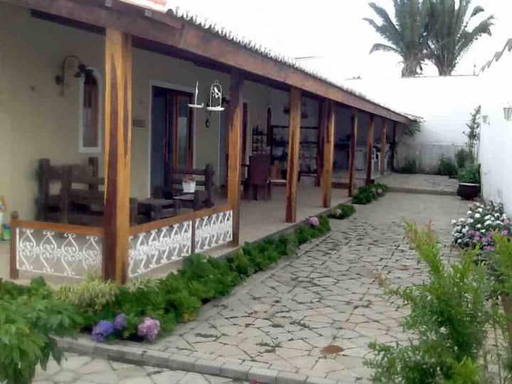 Casa na Serra da Ibiapaba, venha curtir o frio.