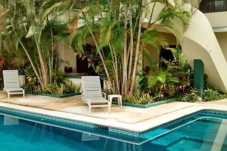 Beautiful Pool Apartment Caracoles1 - Puerto Escondido