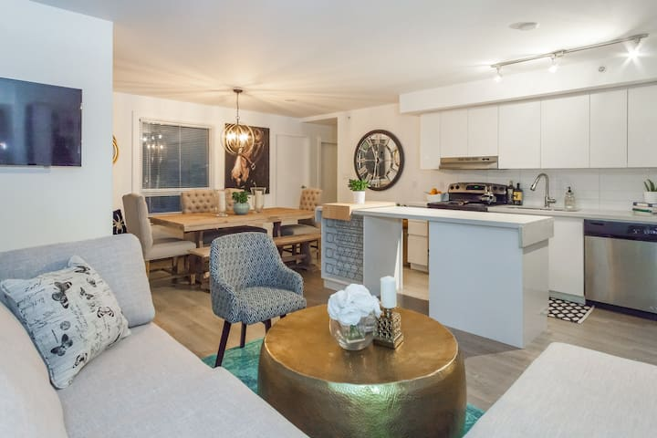 Fairview Luxury 1.5 Bed w Priv Terrace-30 day min