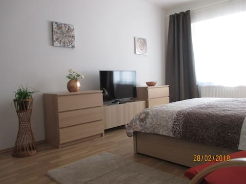 New & Cosy, 10 min to City Centre