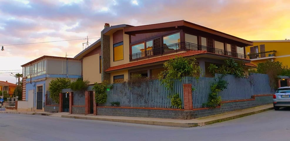 Villa indipendente ad Avola
