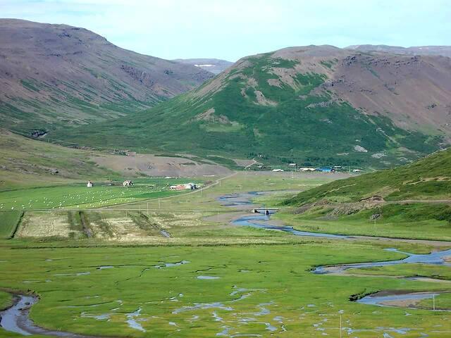 Fremri-Gufudalur,Amazing nature sorrounds you
