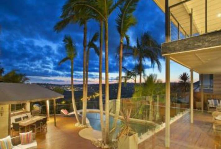 1-3 Bedroom private house with amazing water views - Collaroy - Casa