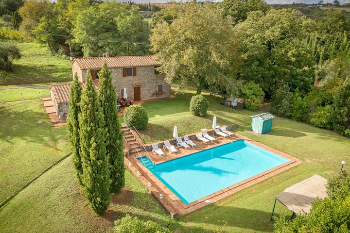Villa Mealli: Large Private Pool, WiFi                                                               - 3445