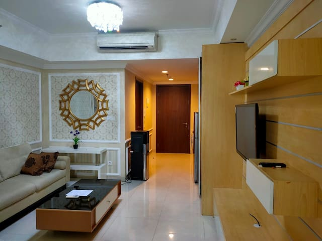 Apartment Nyaman, direct to kemang village mall
