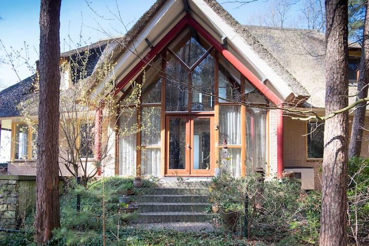 Compleet Landhuis, uniek gelegen! Nieuwe natuur. - Ommen - Ev