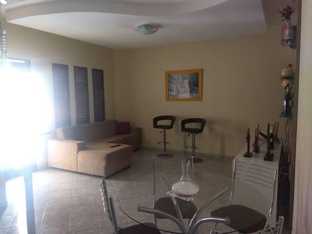 Casa bem localizada na linda Serra de São Bento/RN