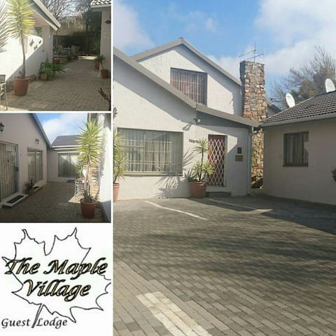 The Maple Village Guest Lodge B&B