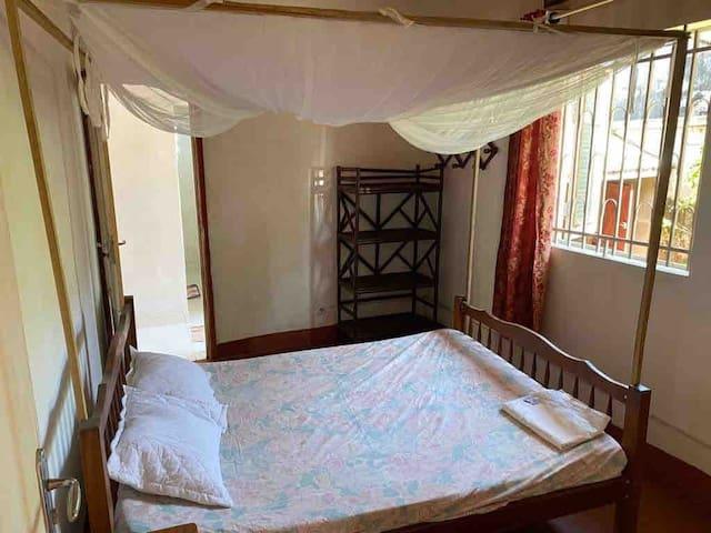 Chambre 2 ventilée