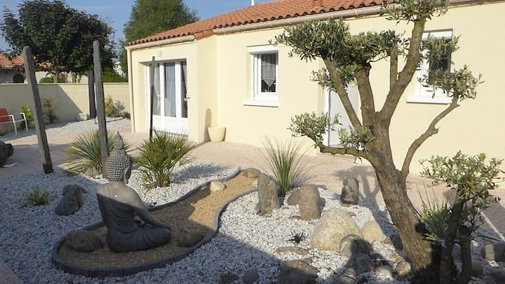 Villa de charme avec piscine privée chauffée