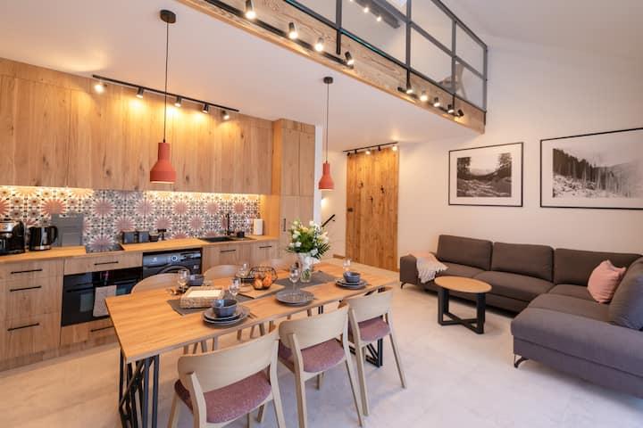 Apartament Pod Stokiem E2