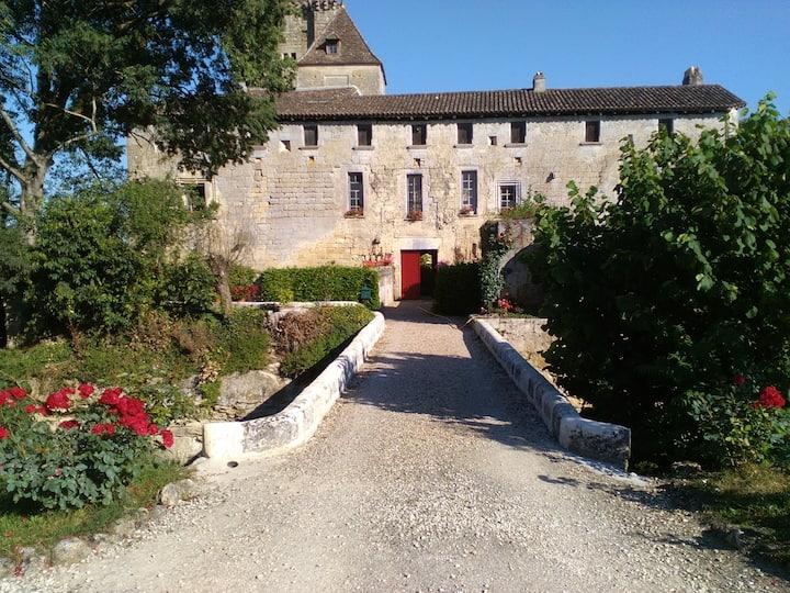 Éntre Bordeaux et Saint Emilion séjour au château