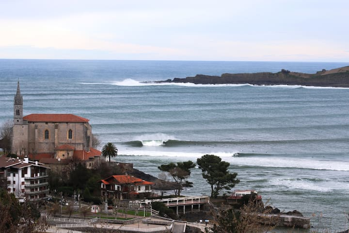 Mundaka Surf Shop Flat E-BI-182 - Mundaka - Apartment