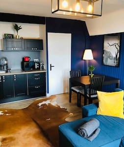 Appartement dans une maison de maitre.