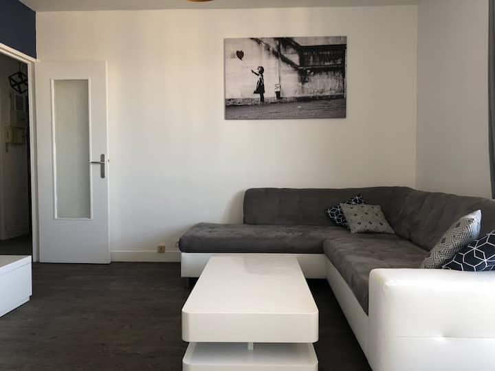 Dormir Au Havre ( Université ) T2 + Garage