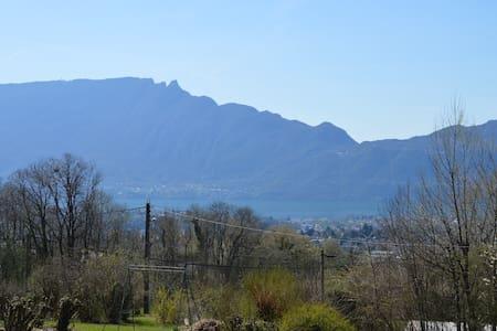 Chalet à proximité d'Aix-les-Bains