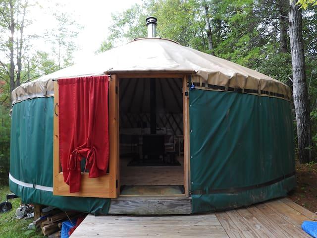 Bethel Yurt