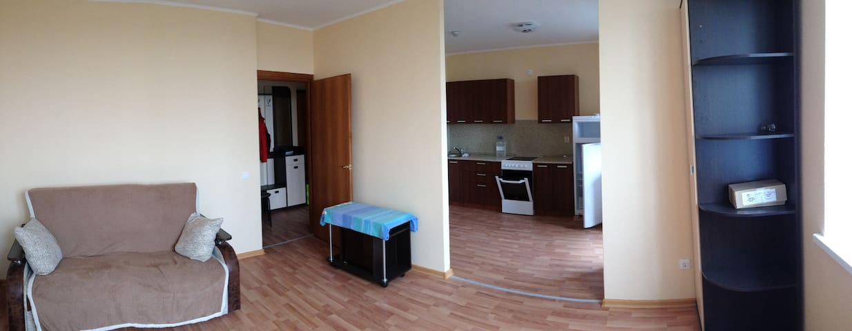 Уютная новая квартира - Shirokaya Rechka - Apartament