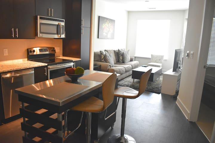 Modern Luxury Apartment in Heart of Buckhead.
