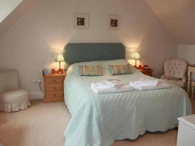 Double Room at Bridge Cottage
