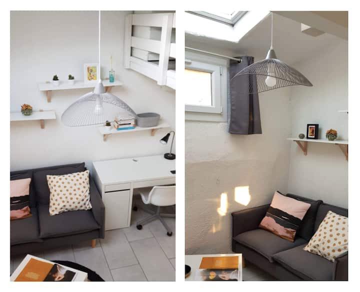 Charmant studio près du Vieux-Port