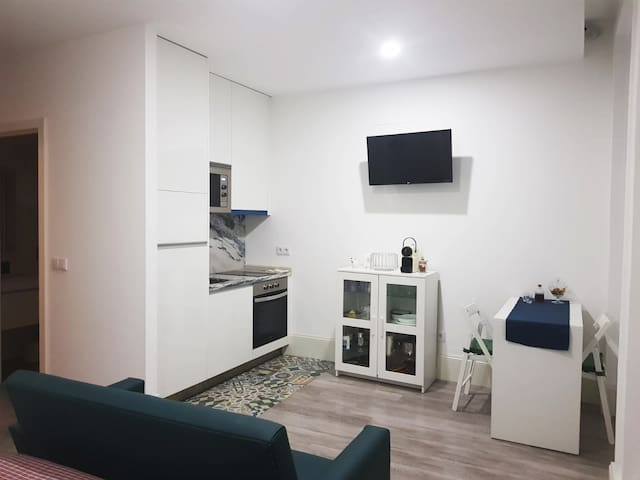New Studio Apartment at Sta. Catarina street