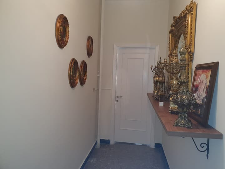 A Charming and Historical Appartement