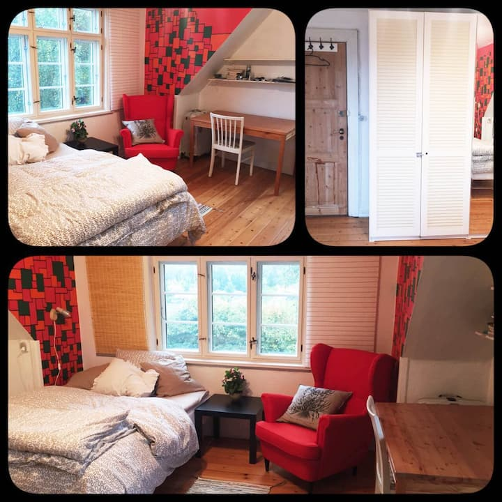 Nice room close to university and city center