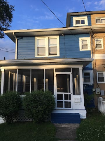 Charming house in Takoma DC (top 2 floors)