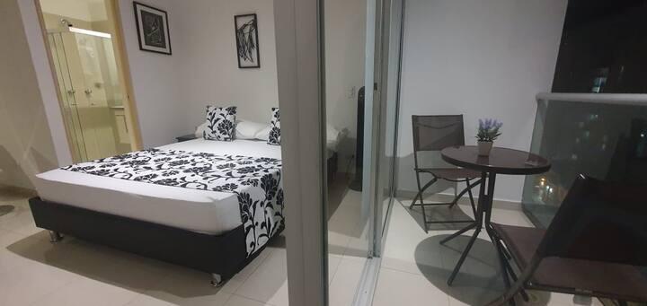 Amazing apartment & the best Biosegurity!
