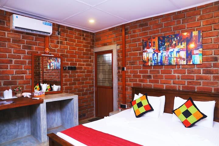 Click Hiriketiya with Double  Room