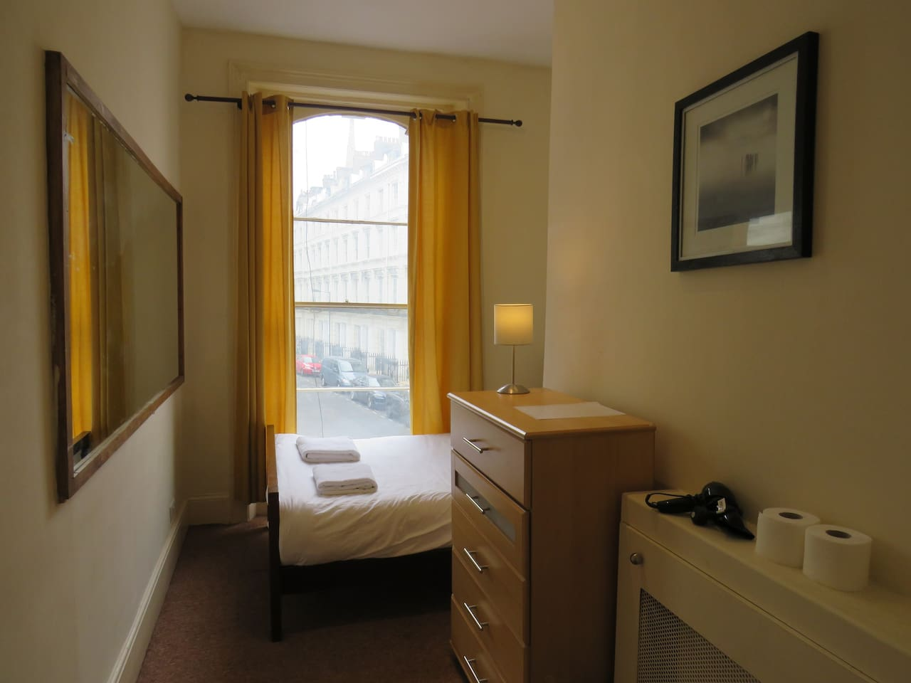 The L-shaped Double Room