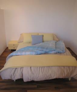 Nette 1,5 Zimmer Ferienwohnung - Altstätten - Rumah