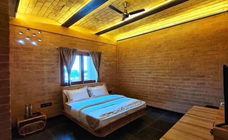 Sunyata Eco Hotel - Standard rooms