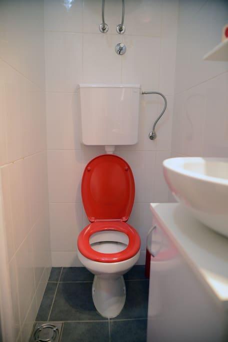New renovated bathroom.