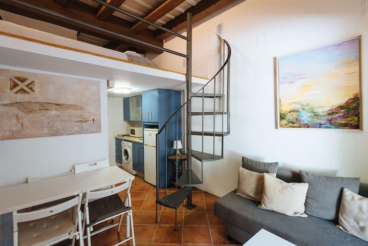 Bonito apartamento en El Centro de Sevilla