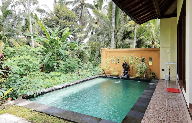 Private Villa with pool - Tegallalang - Villa
