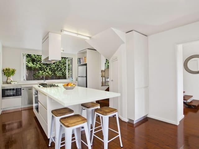 Modern, open plan living - Riverview - Haus