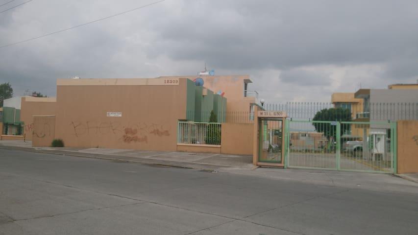 A 5.5 KM DE CIUDAD UNIVERSITARIA - Puebla