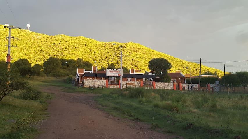 CABAÑAS VIEJO CALDEN
