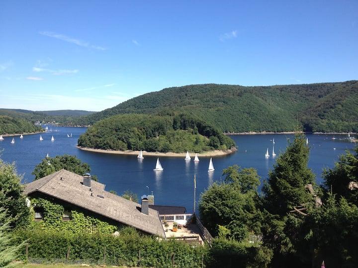 Jidajo See-Oase, Nationalpark Eifel, Rursee