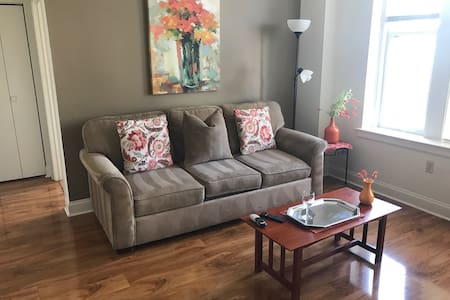 Lavish, Park View, in ❤ of Downtown - Memphis - Appartement