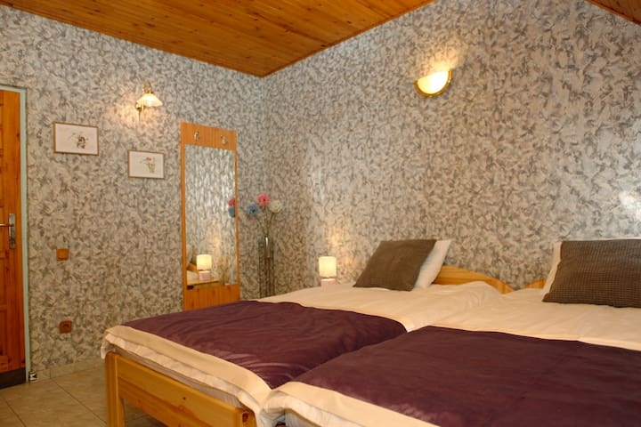 Home of Danube Family Hostel (Budapest)room4th - ブダペスト - 別荘
