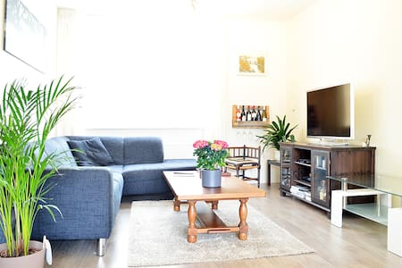 Tidy and peaceful apartment - Amsterdam - Lejlighed
