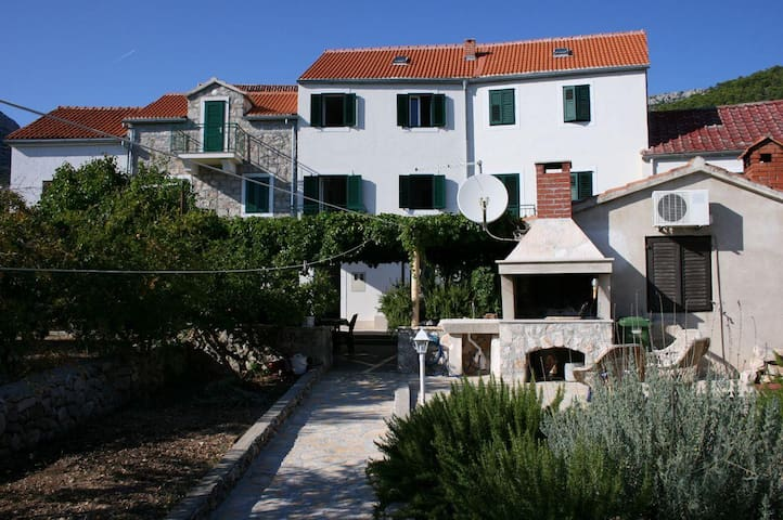 One bedroom apartment with terrace Bol, Brač (A-4659-b) - Bol - Appartement