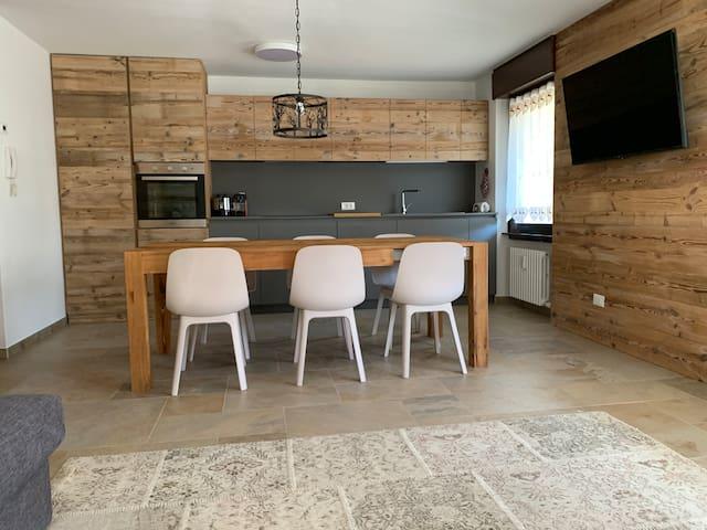 Nuovissimo 'Appartamento 29' a 1 km dalle funivie
