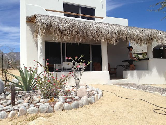 House fully furnished, great views - La Ventana - House