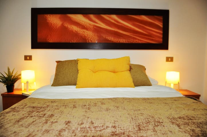 PERFECT APARTMENT FEW METERS FROM BEACH- FREE WIFI